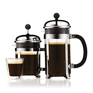french press vs pour over: french press
