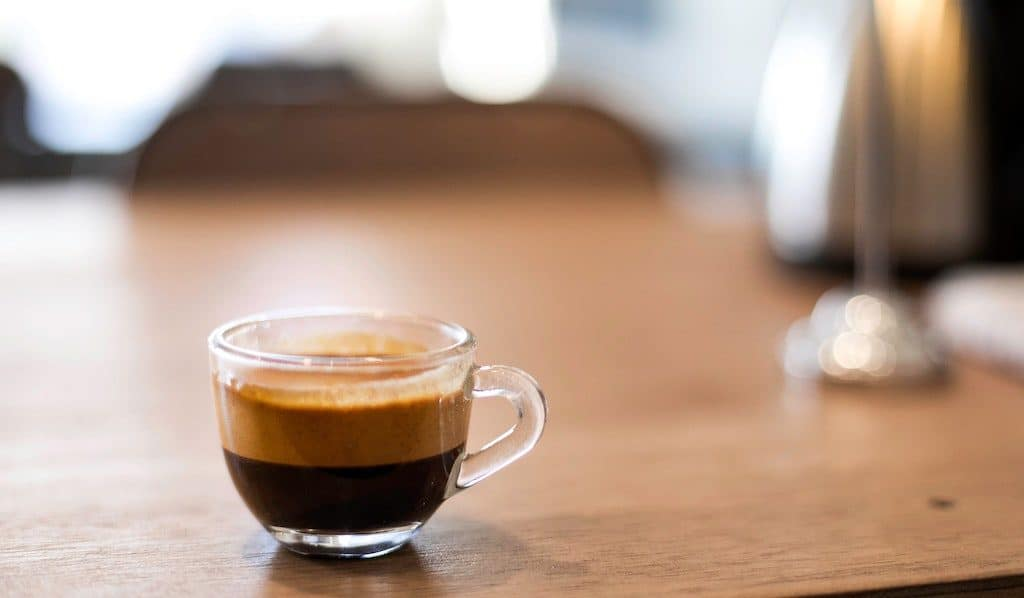 how to make espresso without an espresso machine: it won't quite look like this but it will taste similar
