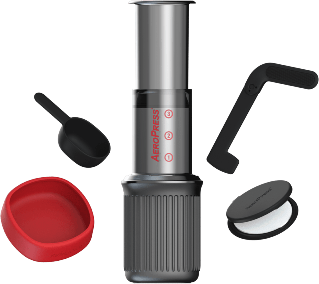 aeropress go review: how does it differ from the aeropress?