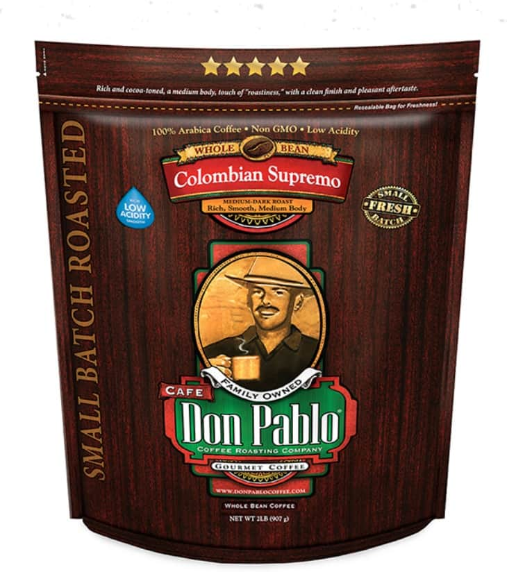 best colombian coffee don pablo